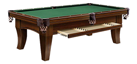 Jay Orner And Sons Billiard Company Inc Pool Tables