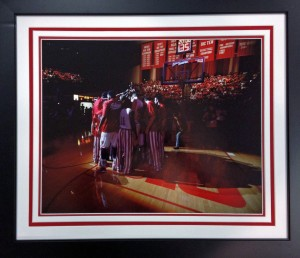 IU Basketball Team 2012-HUDDLE