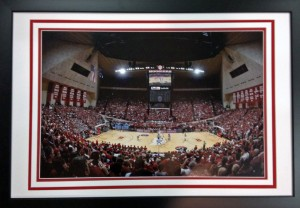 IU vs North Carolina ACC-Big 10 Chanllenge 2012