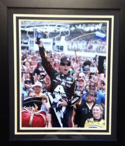 Jeff Gordon 2014 BY400- Victory Circle