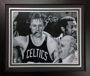 Larry Bird Auto 2