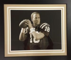 Peyton Manning - Spurlock Rookie Year