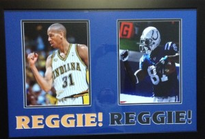 Reggie-Reggie Collage 24 x 36