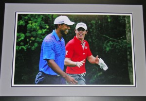Tiger and Rory-Walking at Crooked Stick